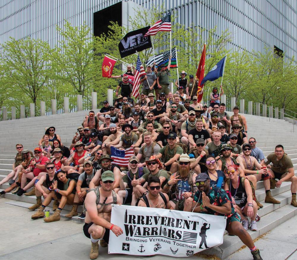 Irreverent Warriors Silkies Hike Salt Lake City, UT