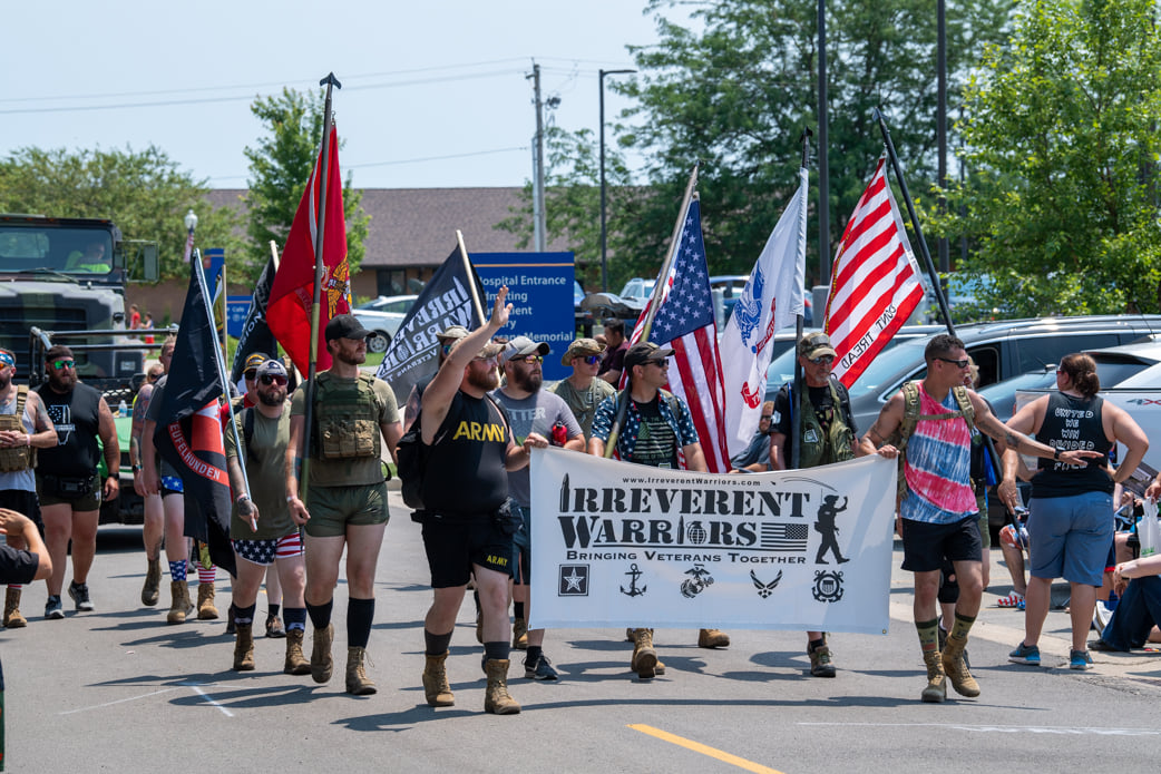 Irreverent Warriors Silkies Hike Pittsburgh, PA